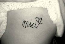 Tattoo Ideas ♡