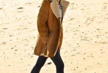 Sheepskin coat / Sheepskin coat