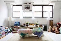 office / workspace / by Danielle Kehl