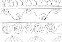 qults mønster