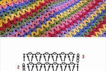 Lavorare a crochet
