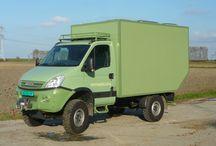 IVECO 4X4 Camper/Caravan / Camper/Caravan