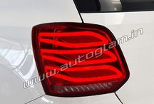 VOLKSWAGEN POLO LED TAILLIGHT