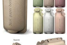 Umweltfreundliche Verpackung/ Ideen