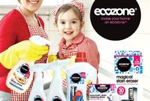 eco cleaning / Spring into action Clean up, with our 3 in 1 range…