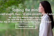 Mindfulness and wellbeing retreats in South Florida / Visit our site to register and learn more. All are welcome!
