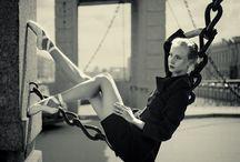 **** Photos of women B/W / beautiful woman / by Jigen 1