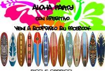 Aloha Party / sabato 27 giugno dalle ore 17:00 apriamo l'estate con un aperitivo