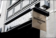 Dishoom - Afroditikrassa Concept, Branding and Interior Design