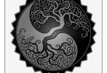 Yin-yang életfa