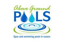 Pool & Hot Tubs Logos / Pool & Hot Tubs Logos
