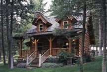 Cabin Love / My perfect vacation :) Escape to a mountain #cabin
