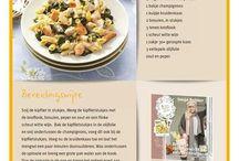 Recepten Sonja Bakker