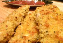 Recipes --  main dishes