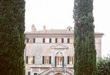 Private villa near Siena