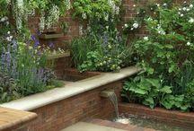 Secret Garden / Outdoor Living Space