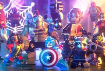 Lego marvel super héroes 2