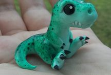 Dragons/Dino- Clayy