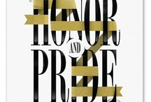 Type Hype / Typography in graphic design and arts