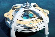 sea house