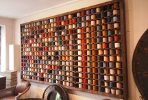 Storage and Organization / by Petals & Plumes