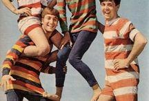 The Beatles / Son tan monos