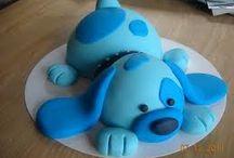 Leuke taartje voor de kids
