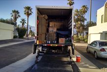 All Packed Up / How a moving truck should be properly packed & loaded.