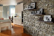 Stackstone / Love the raw look of natural stone with TFO's stackstones.