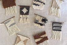 Плетеные кулоны