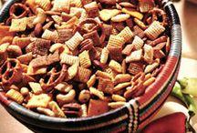Snacks  / by Jamie Desha Walls