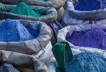 úžasné farby