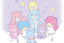 CARE BEARS / by Samantha De Reviziis Lady Fur