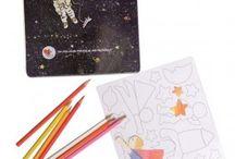 Coloriage / Magnets à colorier et livres de coloriage. A découvrir sur notre boutique en ligne.