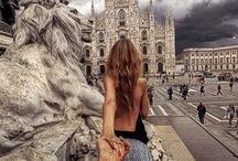 Milan & Venice photography