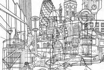 Architecture - AQA GSCE Fine Art Unit 2