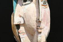 Pablo Picaso, sculpture