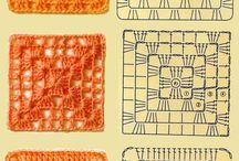 patrones granny square