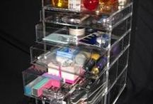 Acrylic Concepts MakeUp Organizers By: JD Custom DesignsInc. / JD Custom Designs Is The Manufacturer Of The Wildly Popular Acrylic Concepts MakeUp Organizers. You Can Purchase Them now from Hillcor Distribution. Email: online@hillcorplastics.com Phone: 626-960-8789