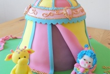 Cakes I love for kids / by debra montgomery