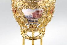 Fab Eggs! / Faberge Eggs / by Heather Pryde