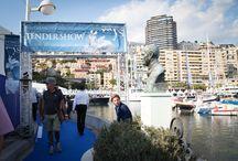 Monaco Yacht Show 2014 / Signalétique, aménagement d'espace, affichage dynamique