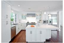 Kitchen Inspiration / by Kerina Edwards
