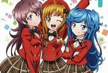Meus Animes preferidos e outros, para inspirações!
