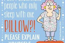 Aunty Acid and other funnies