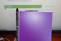 Author Notebooks