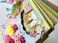 My scrapbooking and cardmaking :)