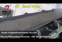 sand dryer / With sand dryer Ding machinery manufacturing with international advanced manufacturing technology, the internal structure of the transformation through many trials of a team of engineers, with low energy consumption, high output, the advantages of small occupation area, wide application of river sand, sand, slag, iron powder, baking powder granular materials