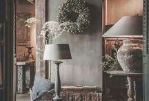 Grey decorations Harmaata unelmaa