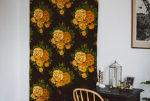 Fabric Wall Hangings